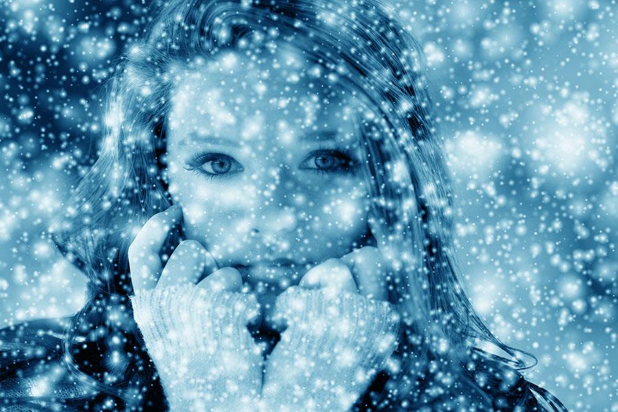 В середине следующей недели Клинцы завалит снегом