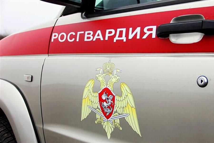 В Клинцах росгвардейцы задержали похитителей
