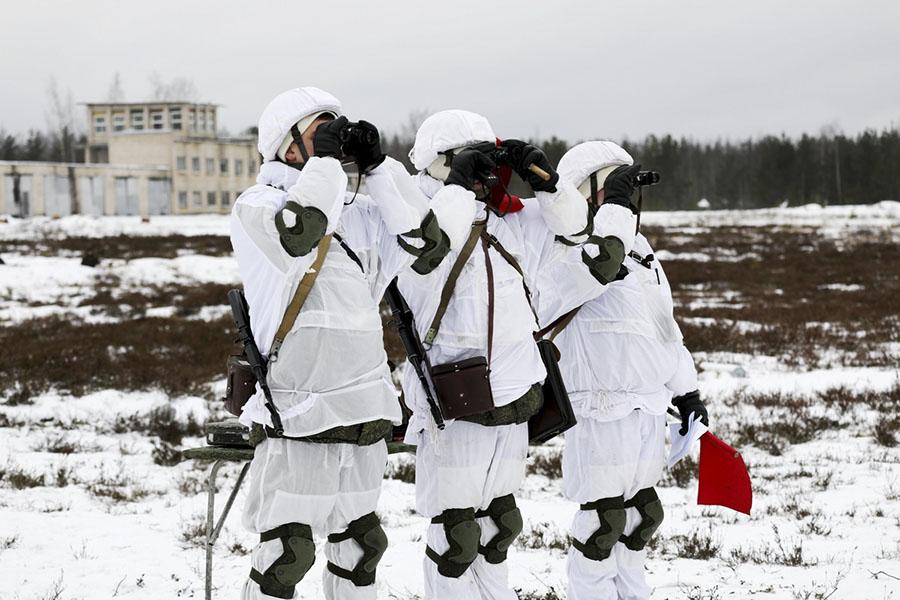 Впервые в России: в Брянской области прошли сетецентрические военные учения