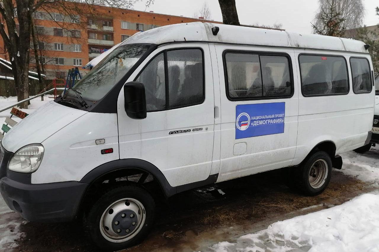 Проблем с правом получить иммунитет против коронавируса у жителей отдаленных деревенек и поселков Клинцовского района не будет