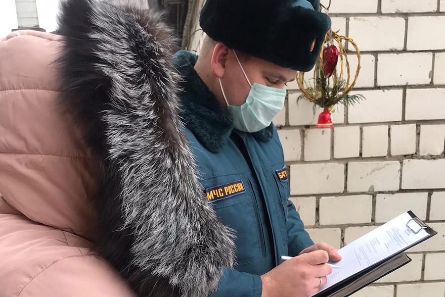 В Клинцах и Клинцовском районе продолжает проводиться профилактическая работа для предотвращения ЧС