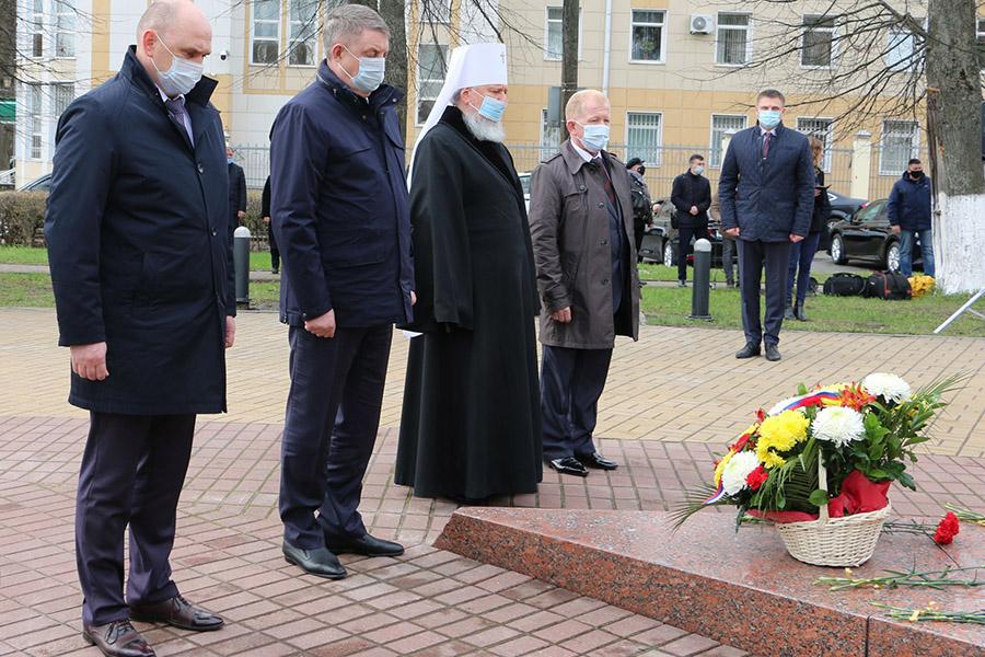 В Брянске провели ритуал Памяти, посвященный 35-ой годовщине катастрофы на Чернобыльской АЭС