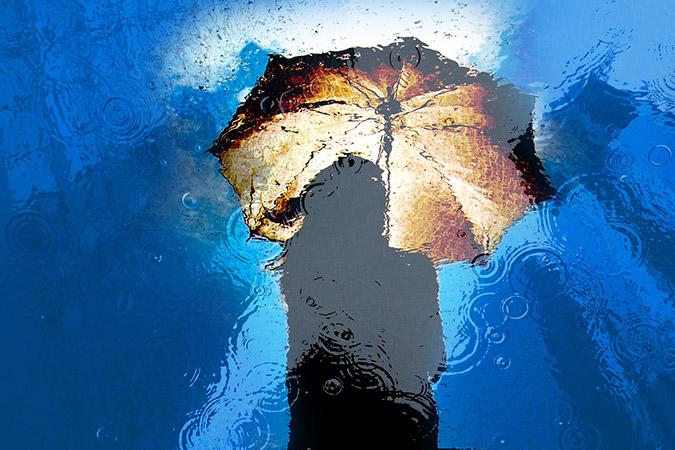 Ближайшие три дня в Клинцах обещают дожди