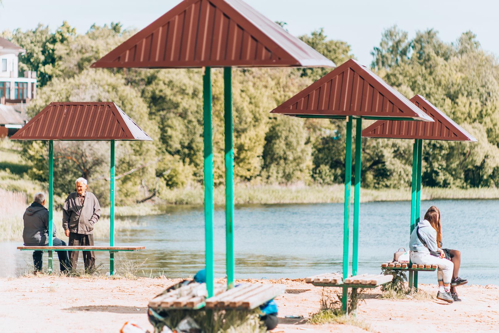 Фотообзор пляжей, которые доступны жителям Клинцов. Три самых близких варианта для отдыха