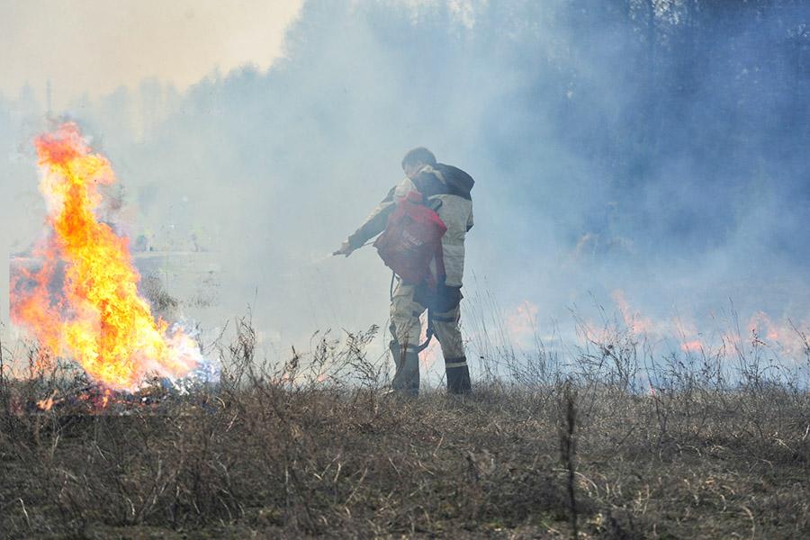Отдел надзорной деятельности по городу Клинцы и Клинцовскому району просит граждан соблюдать правила противопожарного режима, чтобы избежать от огня беды