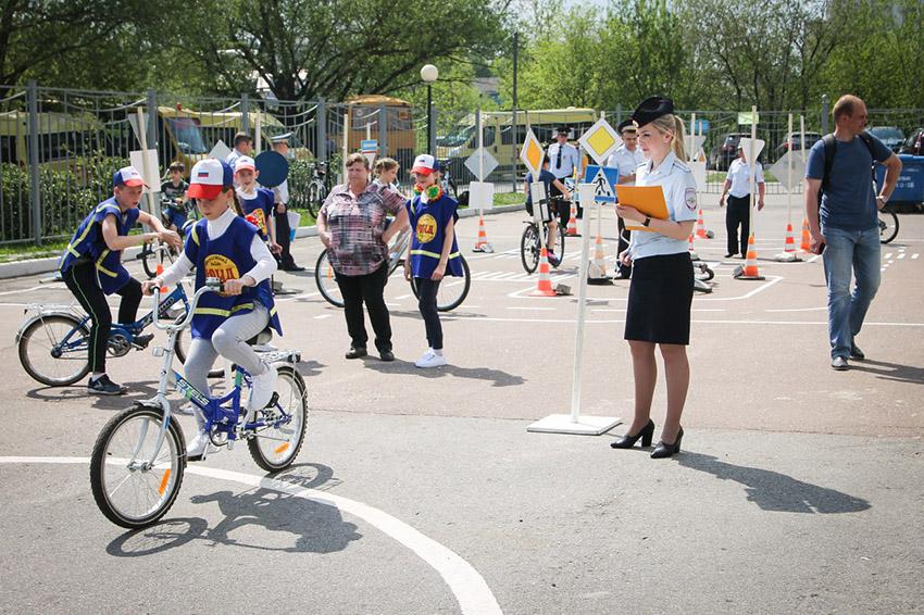На территории обслуживания МО МВД России «Клинцовский» с 22 по 24 июля проводится оперативно-профилактическое мероприятие «Велосипед»