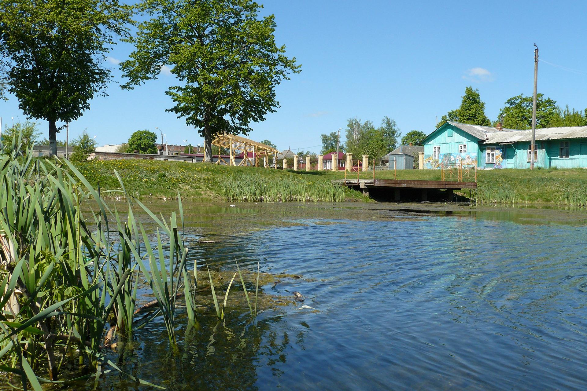 В Клинцах пруду в парке им. В.Воровского придали официальный статус городского водоема. Мэр города поделился планами сохранения исторически сложившейся инфраструктуры культуры и отдыха