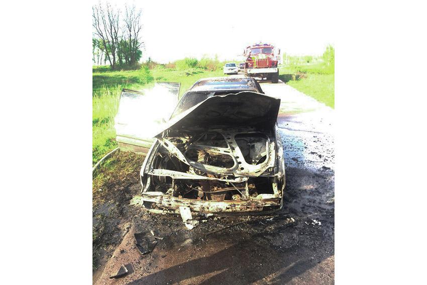 Основная причина пожаров в автомобилях — нарушение правил устройства и эксплуатации транспортных средств