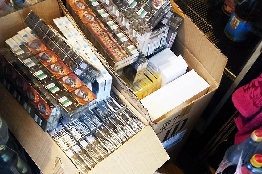 Сотрудники Брянской таможни обнаружили более 3 тысяч пачек табачной продукции без обязательной маркировки