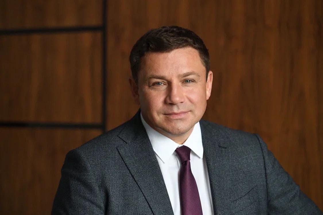 Сына Николай Алексеенко приучал к самостоятельности с детства