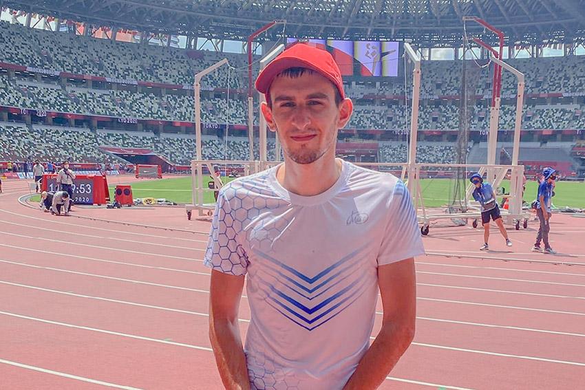 Брянский паралимпиец Артем Калашян в Токио завоевал бронзу