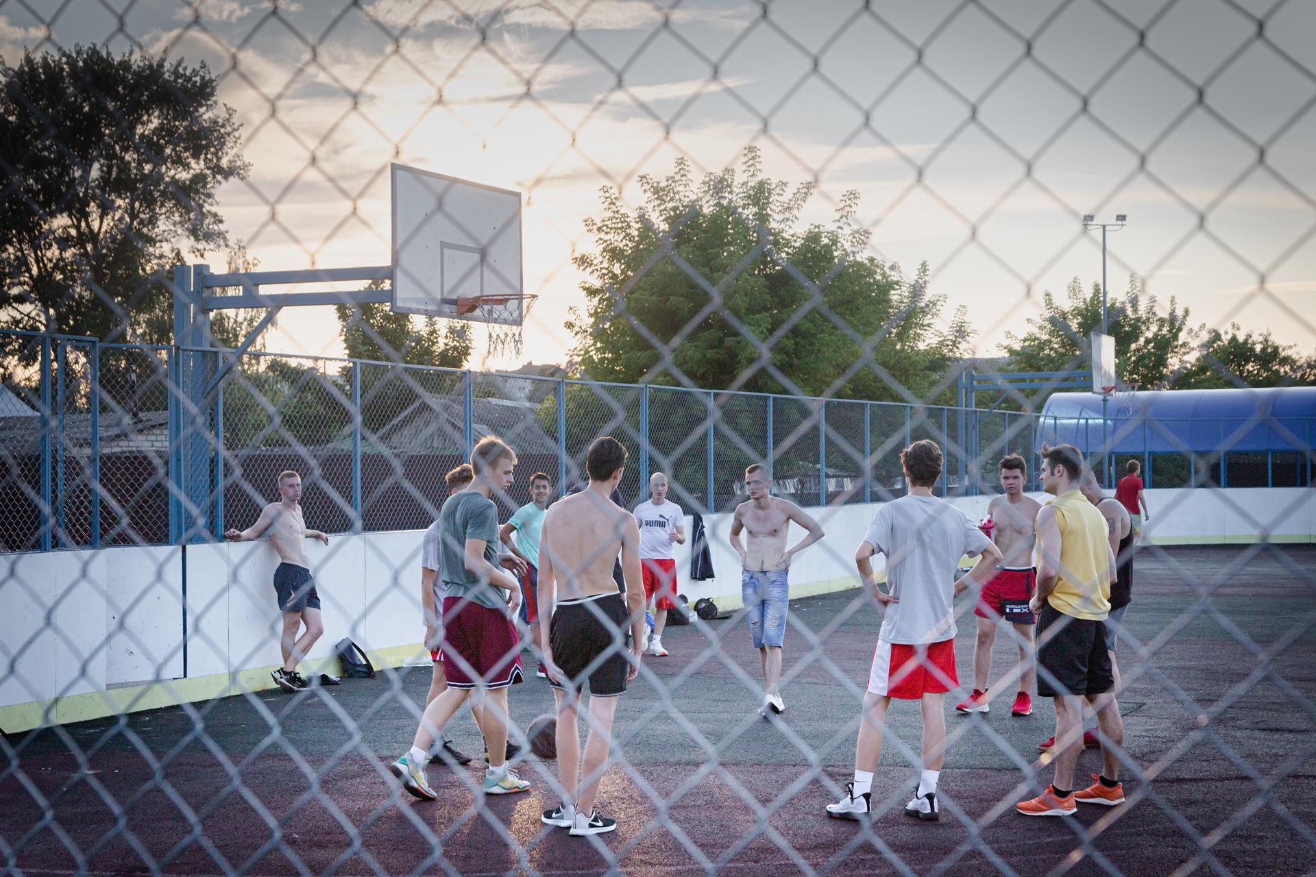 Стало известно место проведения соревнований по баскетболу «Оранжевый мяч» в Клинцах. 6+