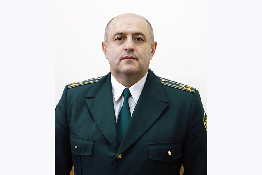 Сергей Санакоев с 27 сентября возглавляет Брянскую таможню
