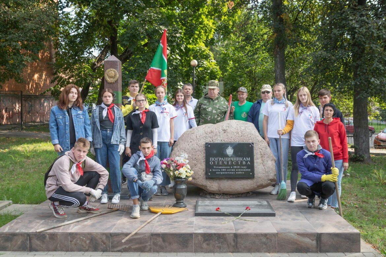 Клинцы Брянской области начали подготовку ко Дню Города