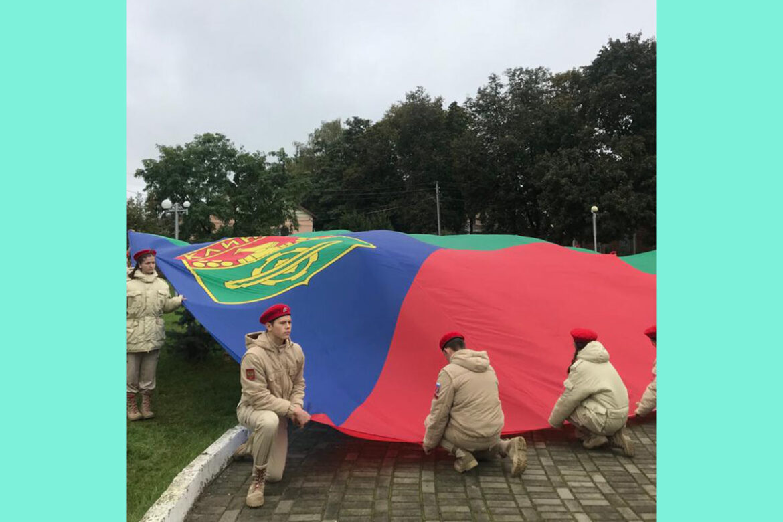 В Клинцах в честь Дня города прошли торжественные возложения цветов