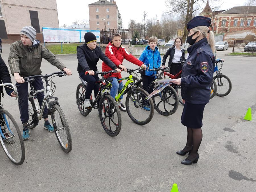С 7 по 8 ноября в Клинцах пройдет оперативно-профилактическое мероприятие «Велосипед»