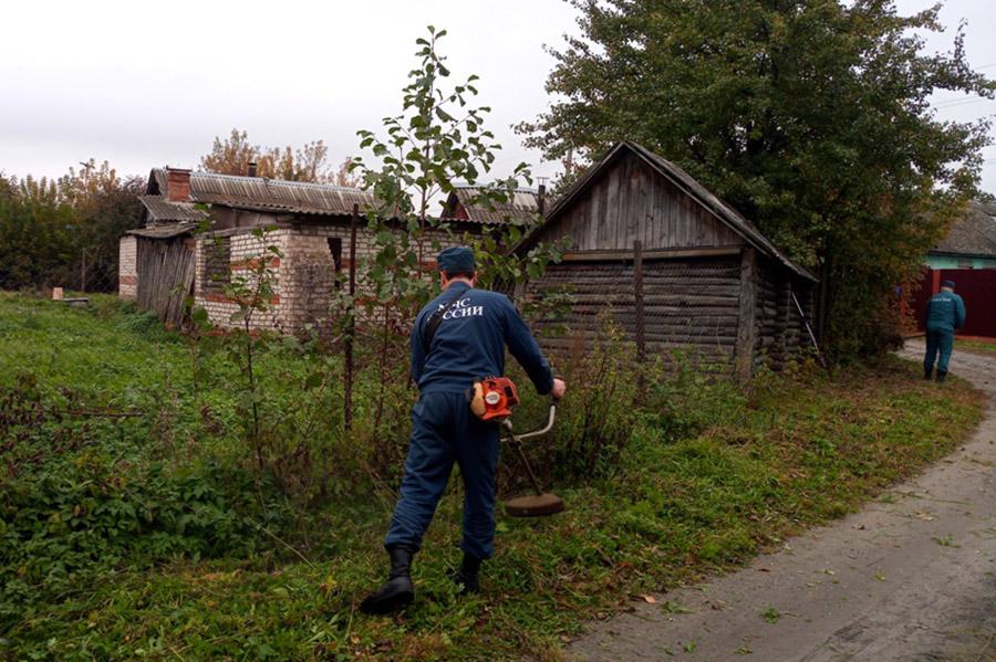 В Клинцах и Клинцовском районе начался профилактический месячник «Сухая трава»