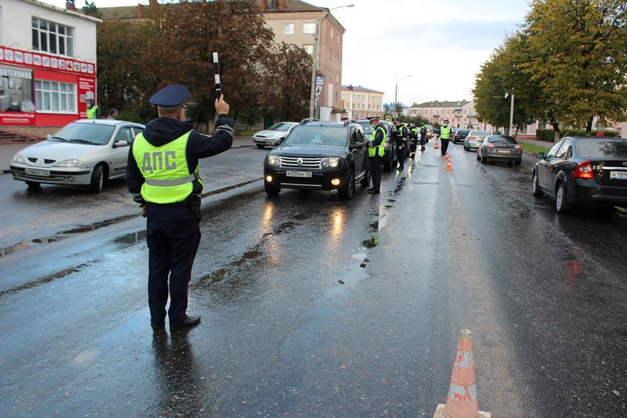 Автоинспекторы из Клинцов за три дня выявили 8 пьяных водителей