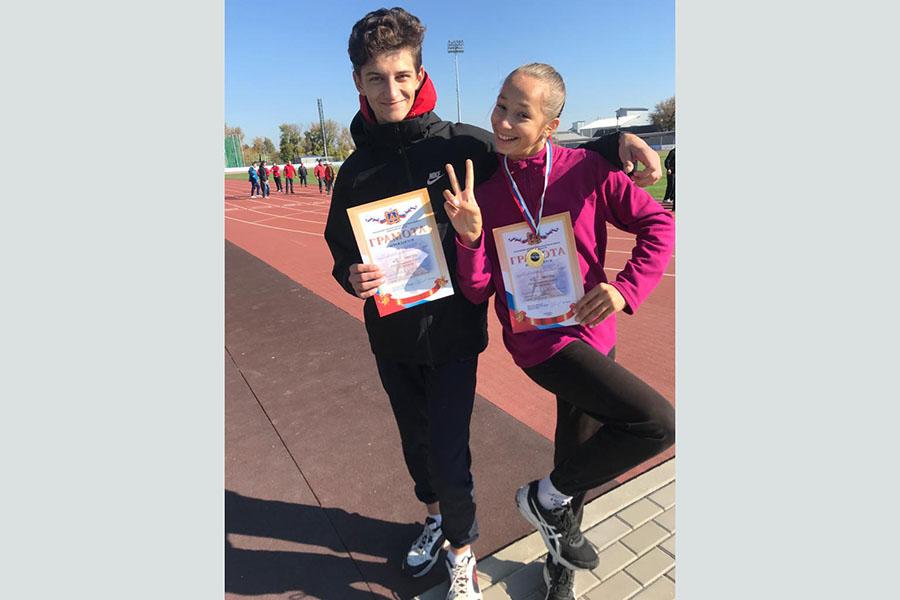 Легкоатлеты из Клинцов завоевали два золота в метании копья